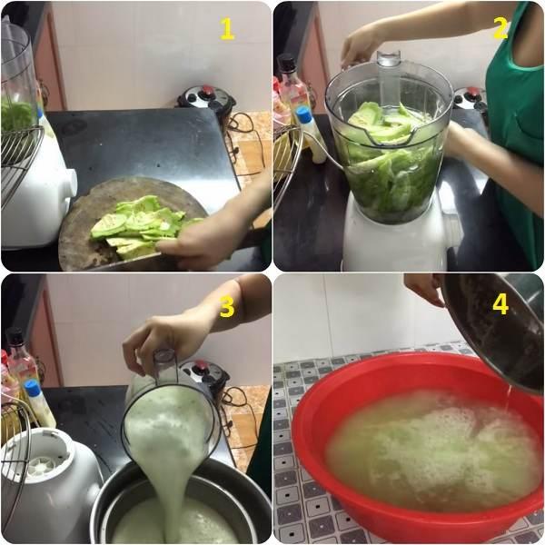 Cách nấu nước khổ qua tắm cho trẻ