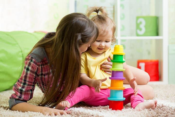 Chăm sóc cho trẻ 14 tháng tuổi