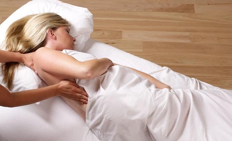 Những cách massage cho bà bầu